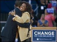 Oprah & Obama